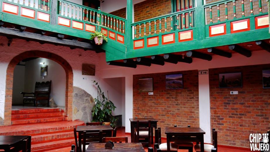 Hotel Monguí Plaza Chip Viajero (3)