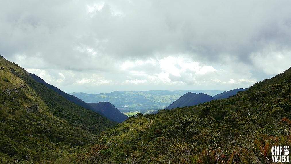 Cómo llegar a Laguna de Iguaque