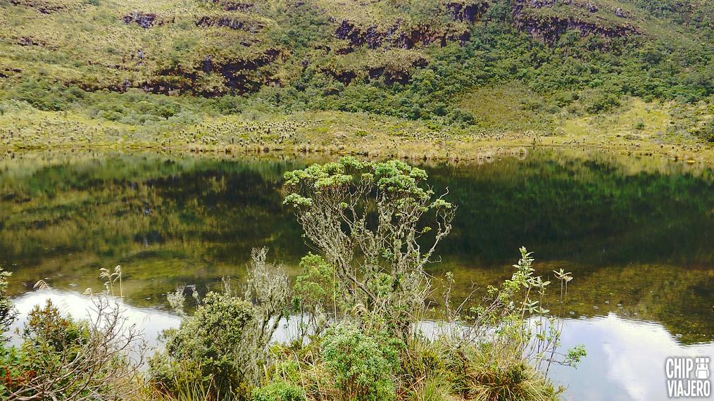 como llegar a la laguna de iguaque