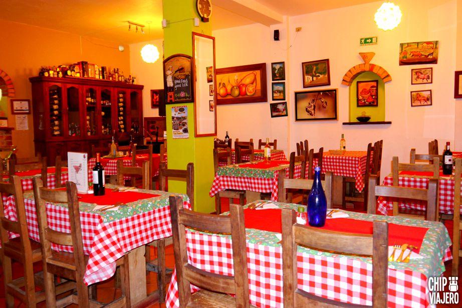 Chip Viajero - Restaurante Carnes y Olivas 8