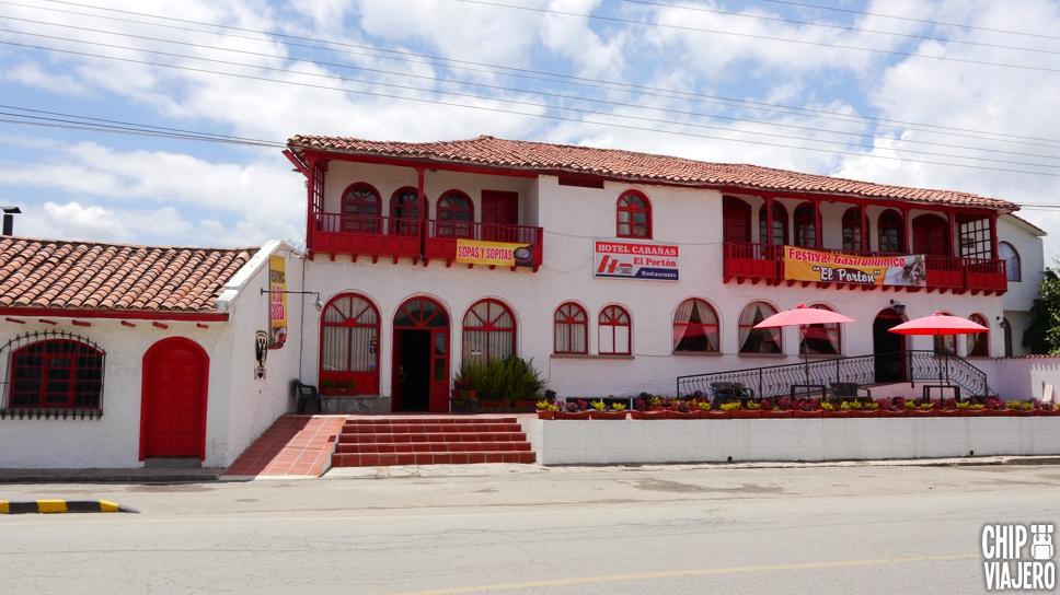 Hotel Cabañas El Portón Chip Viajero (13)