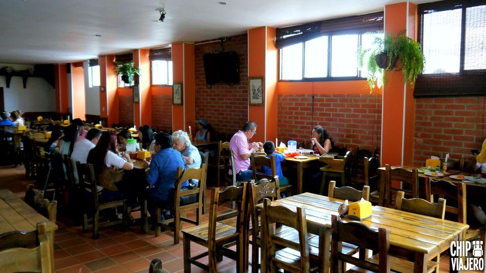 Restaurante Balcones del Ayer Chip Viajero (5)