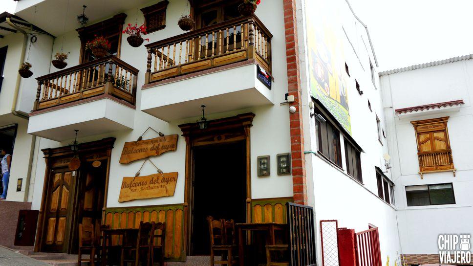 Restaurante Balcones del Ayer Chip Viajero (7)