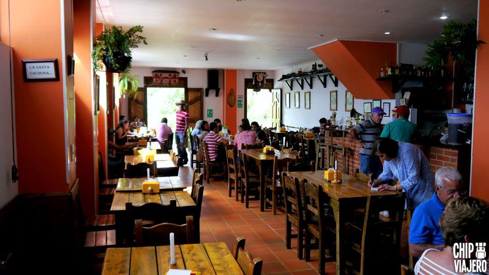 Restaurante Balcones del Ayer Chip Viajero (9)