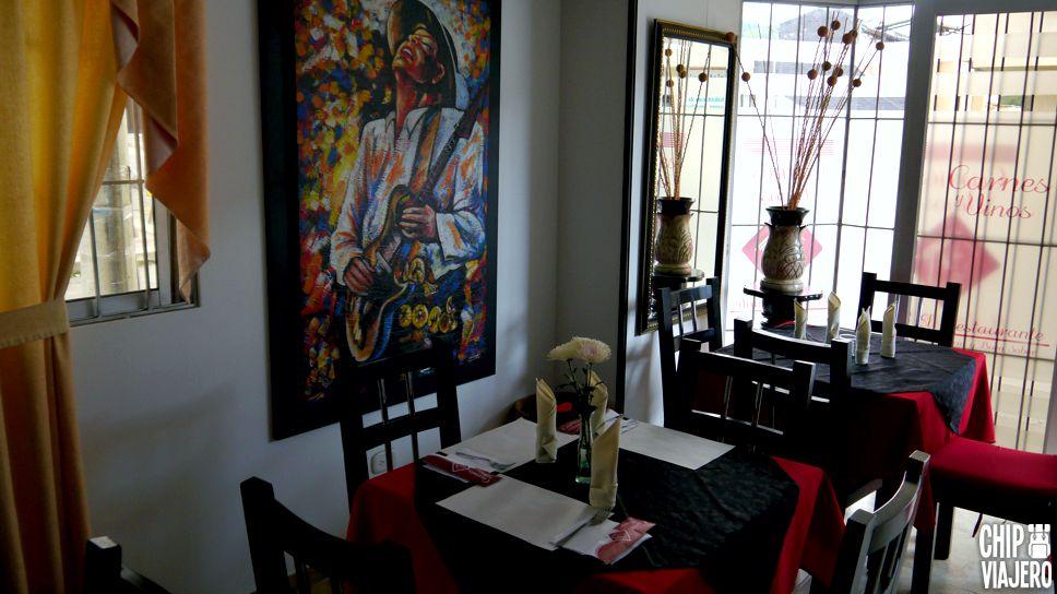 Carnes y Vinos El Restaurante Chip Viajero (1)