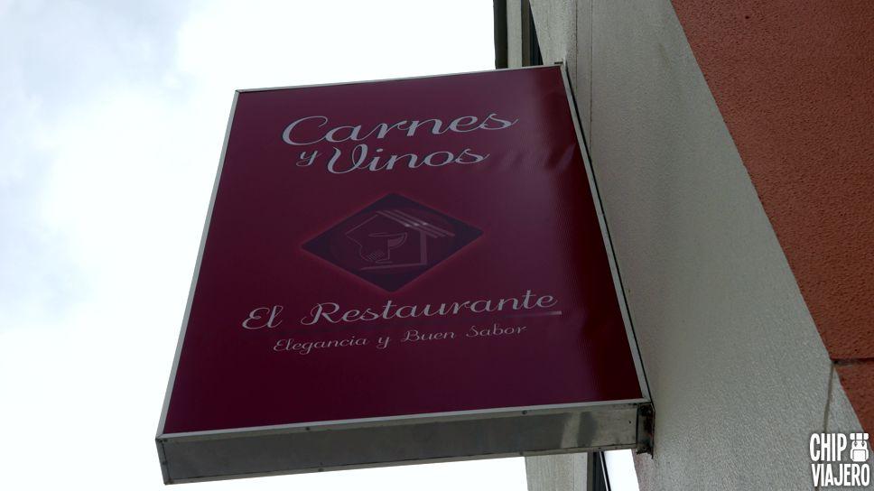 Carnes y Vinos El Restaurante Chip Viajero (2)