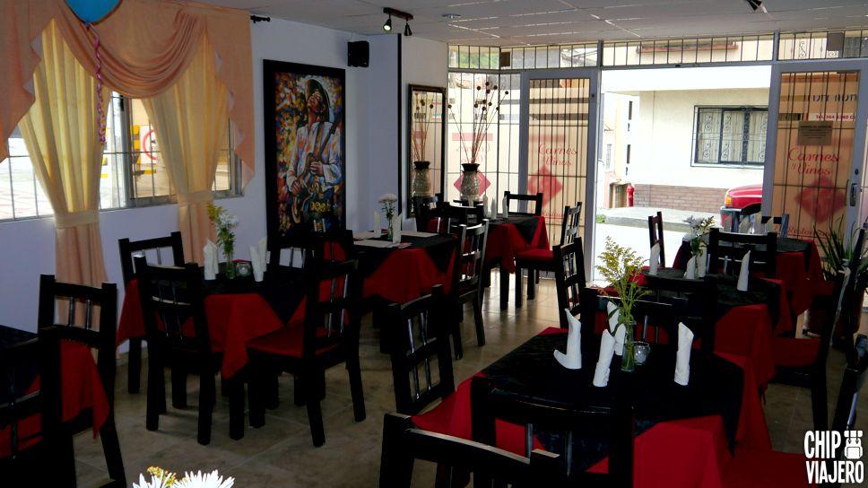 Carnes y Vinos El Restaurante Chip Viajero (5)