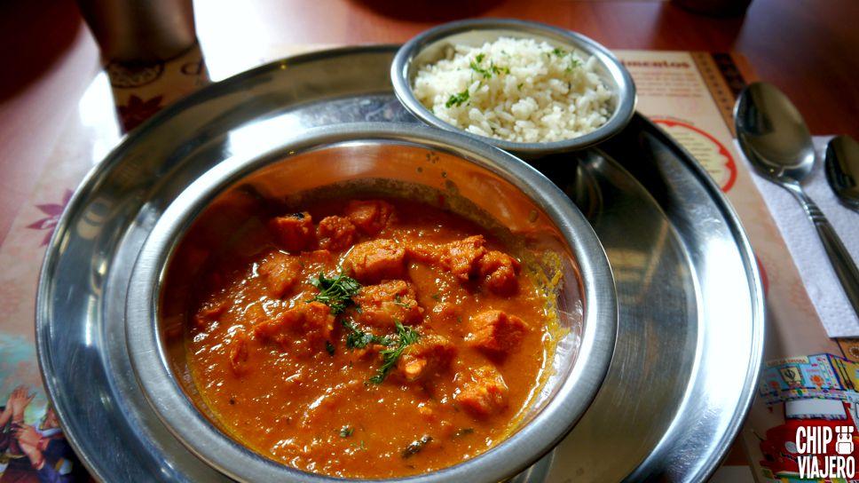 Dhaba Indian Cuisine Chip Viajero (6)