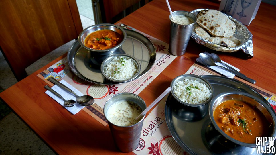Dhaba Indian Cuisine Chip Viajero (7)