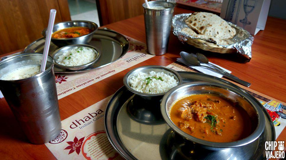 Dhaba Indian Cuisine Chip Viajero (8)