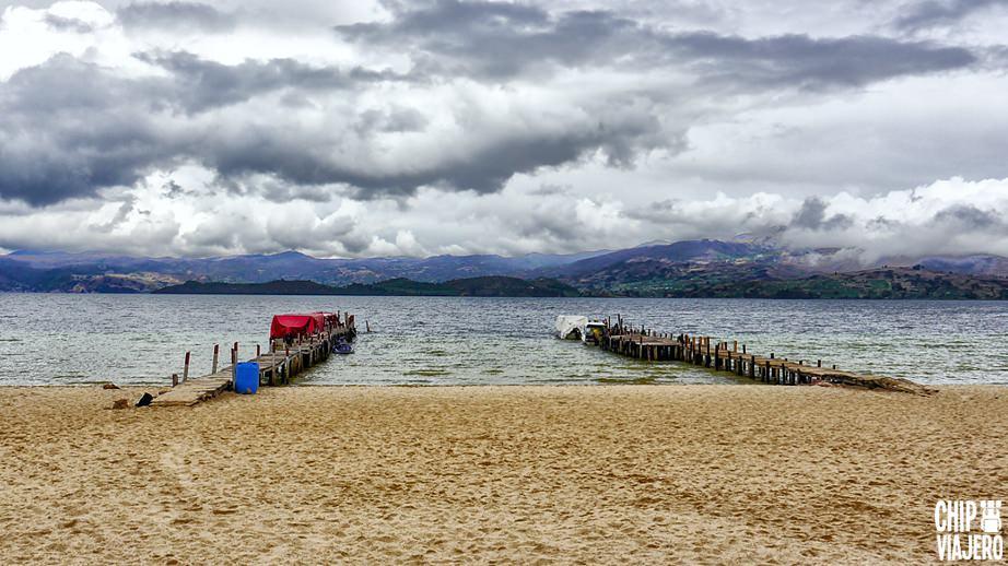Como Llegar Al Lago De Tota Playa Blanca Boyacá Chip Viajero