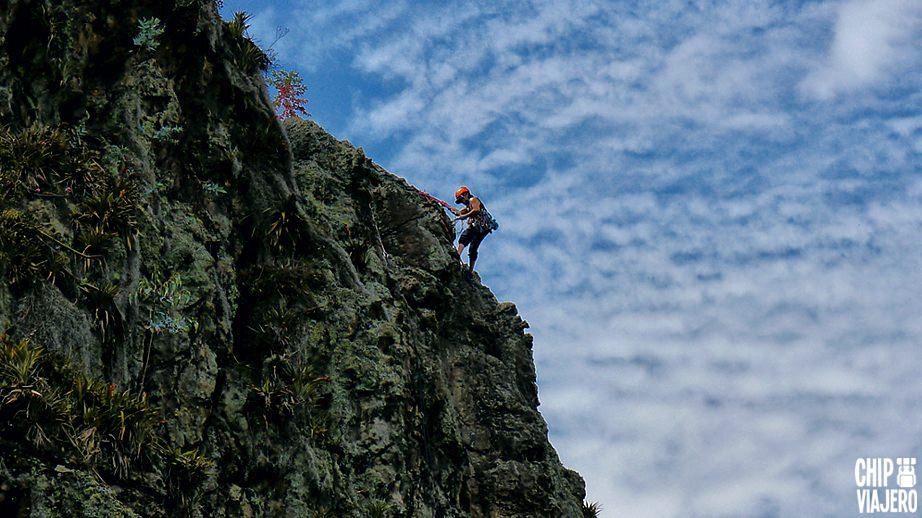 como llegar a las rocas de suesca