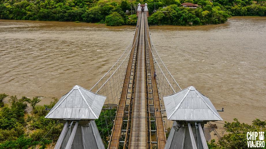Como Llegar al Puente de Occidente Santa Fe De Antioquia