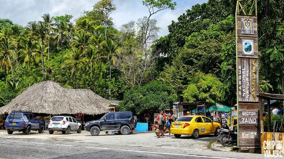 Como Llegar Al Parque Tayrona Colombia