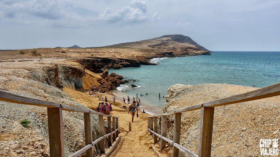 Como Llegar al Cabo De La Vela La Guajira Colombia Chip Viajero