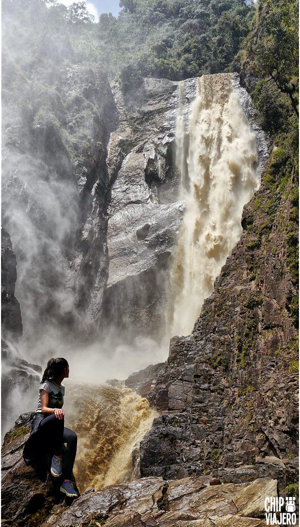 Como llegar al Salto de Bordones Huila Parque Natural Puracé