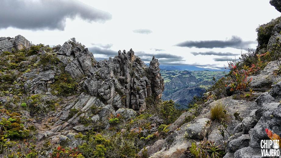 Como Llegar a Los Farallones De Sutatausa Chip Viajero