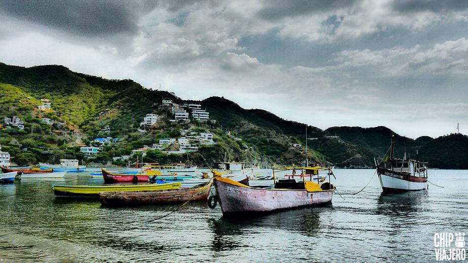 Como Llegar a Santa Marta Taganga
