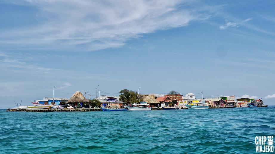 Como Llegar a Isla Múcura Y Tintipán Chip Viajero