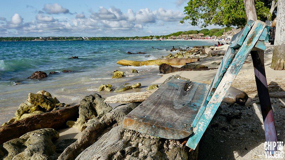 como llegar a barú islas del rosario cartagena