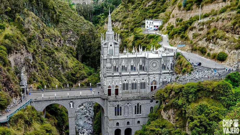 Como Llegar Al Santuario De Las Lajas