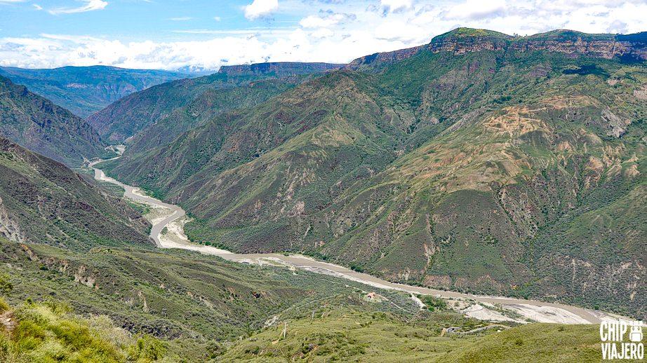 Como Llegar al Cañón del Chicamocha
