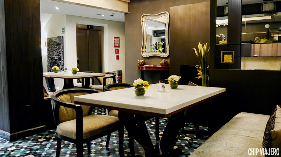 hoteles recomendados en ciudad de méxico