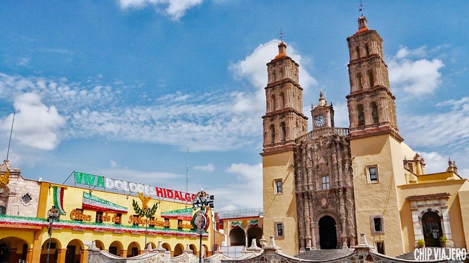 Como Llegar A Dolores Hidalgo Mexico