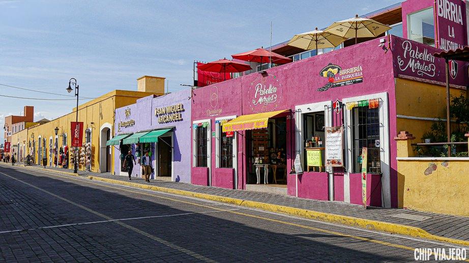 Como llegar a Cholula Puebla México