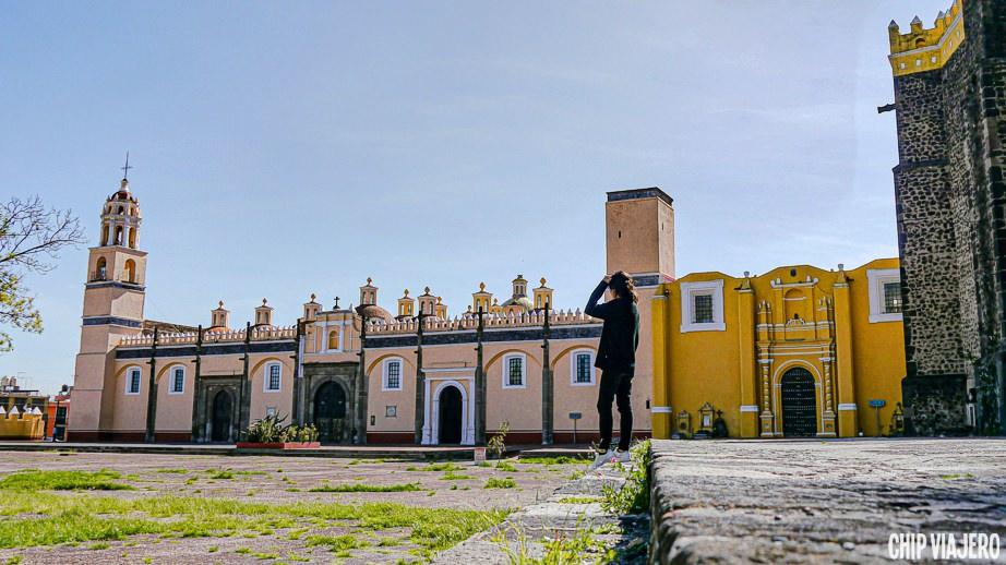 Cholula Puebla como llegar