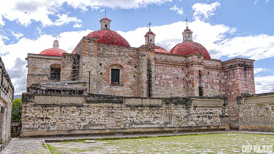como llegar a Mitla Oaxaca