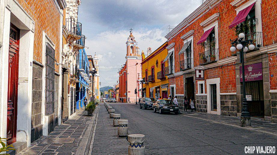 Puebla como llegar
