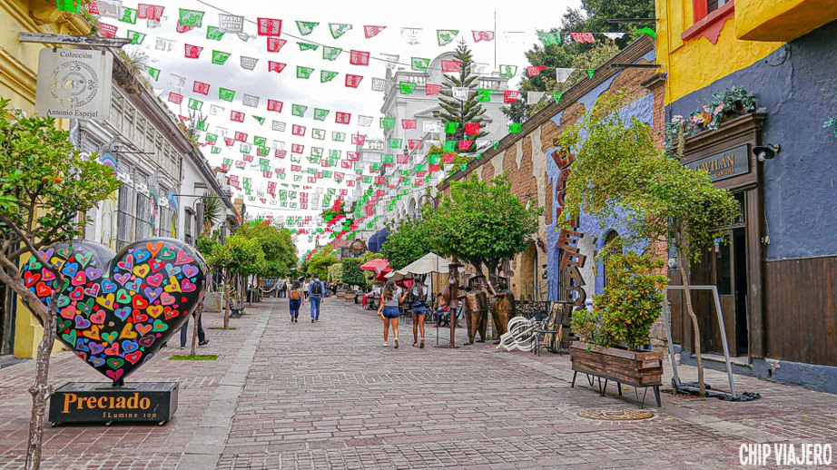 Como Llegar a Tlaquepaque Guadalajara Jalisco