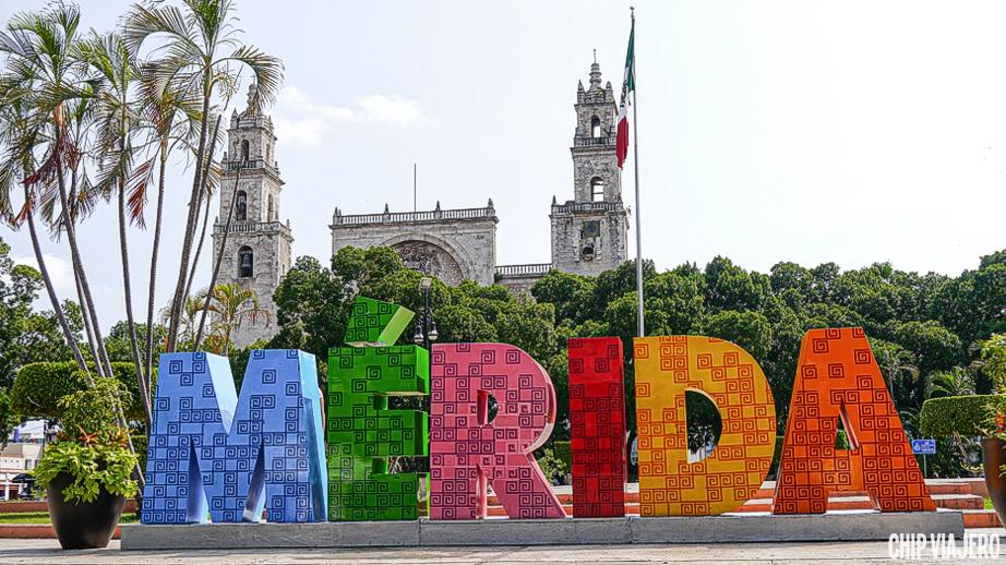 Mérida como llegar que visitar México