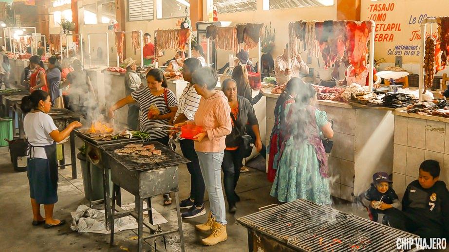 Días de Plaza en Oaxaca